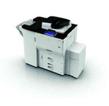 ricoh MP C8003  Dualscan